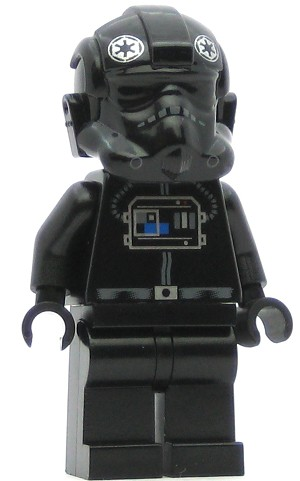 LEGO Star Wars Minifigure TIE Interceptor Pilot
