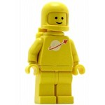 LEGO Minifigure Classic Space Yellow with Airtanks
