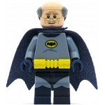 LEGO Super Heroes Minifigure Alfred Pennyworth Classic Batsuit (70922)