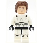 LEGO Star Wars Minfigure Han Solo - Stormtrooper Outfit (75159)