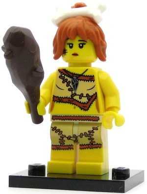 LEGO Collectible Minifigures Series 5 Cave Woman