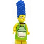 LEGO The Simpsons Minifigure Marge Simpson