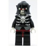 LEGO Castle Minifigure Fantasy Era Skeleton Warrior 4 White