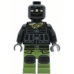 LEGO Teenage Mutant Ninja Turtles Minifigure Foot Soldier, Olive Green Legs