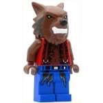 LEGO Minifigure Monster Fighters Werewolf