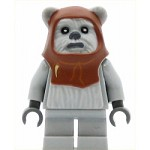 LEGO Star Wars Minifigure Chief Chirpa Ewok