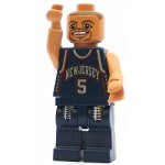 LEGO Minifigure NBA Jason Kidd New Jersey Nets #5