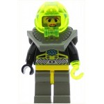 LEGO Aquazone Minifigure Aquaraider 1 with Hook