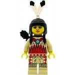 LEGO Minifigure Indian Female Quiver