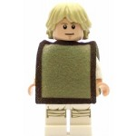 LEGO Star Wars Minifigure Luke Skywalker Poncho