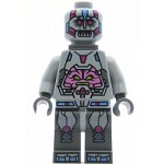 LEGO Teenage Mutant Ninja Turtles Minifigure The Kraang - Gray Exo-Suit Body with Back Barb