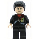 LEGO Minifigure Harry Potter Tournament Uniform Tattered Shirt