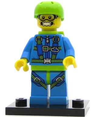 LEGO Collectible Minifigures Series 10 Skydiver