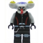 LEGO Space Minifigure Space Police 3 Alien Squidtron