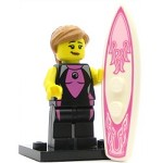 LEGO Collectible Minifigures Series 4 Surfer Girl