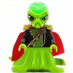LEGO Minifigure Alien Invader Commander