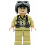 LEGO Indiana Jones Minifigure German Soldier 1