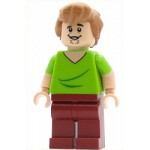 LEGO Scooby-Doo Minifigure Shaggy - Open Mouth Grin