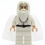 LEGO Hobbit and Lord of the Rings Minifigure Gandalf the White