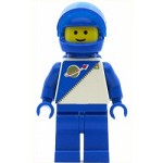 LEGO Space Minifigure Futuron Blue