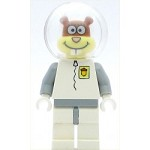 LEGO SpongeBob SquarePants Minifigure Sandy Cheeks