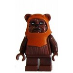 LEGO Star Wars Minifigure Wicket Ewok
