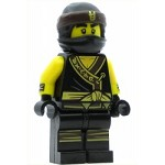 LEGO Ninjago Minfigure Cole - The LEGO Ninjago Movie (70618)