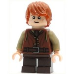LEGO The Hobbit and the Lord of the Rings Minifigure Bain Son of Bard - Vest