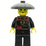 LEGO Minifigure Dragon Fortress Guard Conical Straw Hat