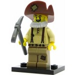 LEGO Collectible Minifigures Series 12 Prospector