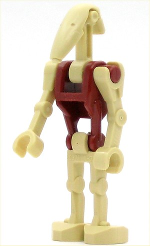 LEGO Star Wars Minifigure Battle Droid Security