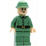 LEGO Indiana Jones Minifigure Russian Guard 2