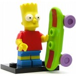 LEGO Collectible Minifigures The Simpsons Bart Simpson