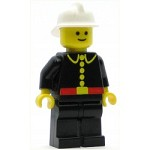 LEGO Town Minifigure Fire Classic White Fire Helmet