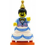 LEGO Collectible Minifigures Series 18 Birthday Cake Guy