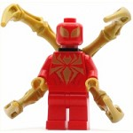 LEGO Super Heroes Minifigure Iron Spider