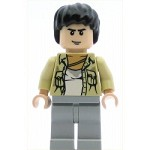 LEGO Indiana Jones Minifigure Satipo