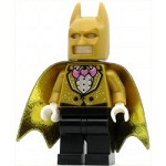 LEGO Super Heroes Minifigure Batman - Bat-Pack Batsuit