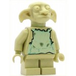 LEGO Harry Potter Minifigure Dobby (Elf) Tan