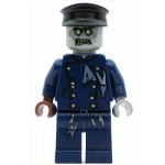 LEGO Minifigure Monster Fighters Zombie Driver