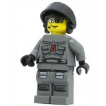 LEGO Minifigure Space Police 3 Officer 1 (5969)