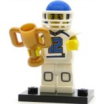 LEGO Collectible Minifigures Series 8 Football Player