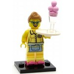 LEGO Collectible Minifigures Series 11 Diner Waitress