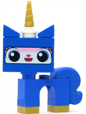LEGO The Lego Movie Minifigure Astro Kitty