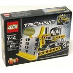 LEGO 8259 Technic Mini Bulldozer