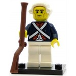 LEGO Collectible Minifigures Series 10 Revolutionary Soldier