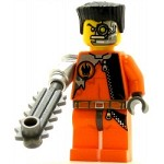 LEGO Agents Minifigure Saw Fist