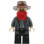 LEGO The Lone Ranger Minifigure Kyle