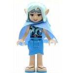 LEGO Elves Minifigure Naida Riverheart - with Cape (41078)