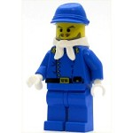 LEGO Western Minifigure Cavalry Lieutenant with Cavalry Cap and Bandana